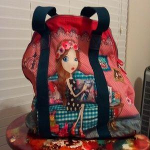 Authentic Nicole Lee tote bag